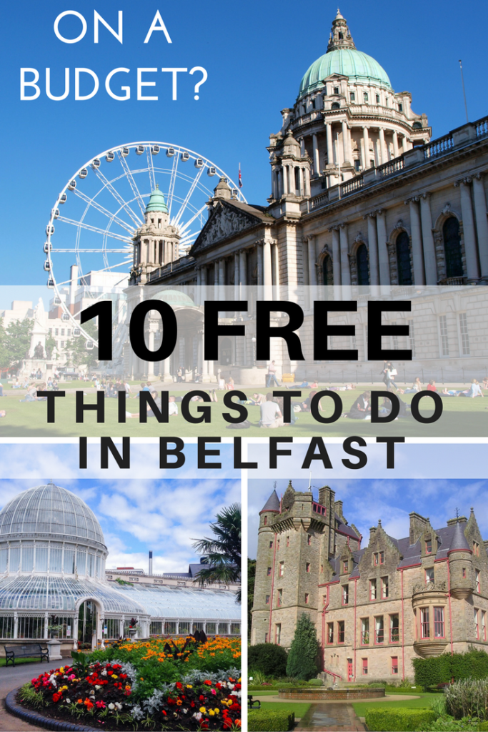 things to do in belfast for free