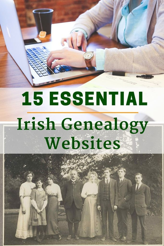 these 15 irish genealogy websites are an essential source of information for your irish ancestry research