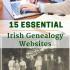 15 Essential Irish Genealogy Websites