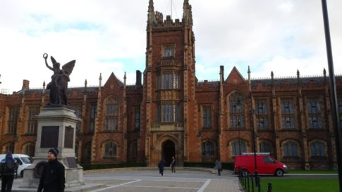 Queens University Belfast Catle