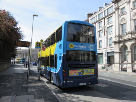 How to get around #Dublin using public transport services #Ireland #travel