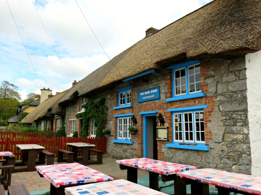 Discover ireland in two weeks relocating to ireland for Adare house