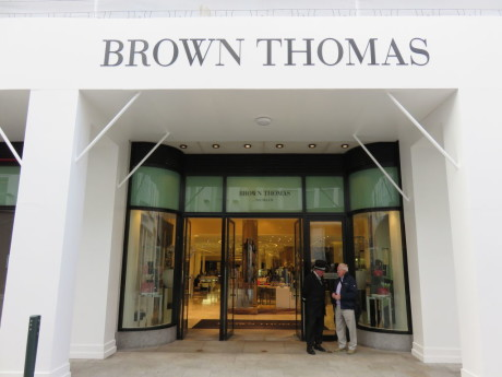 Brown Thomas. Discover the best places to shop in Dublin, Ireland.