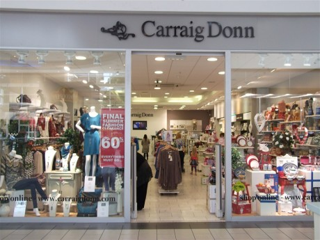 Carraig Donn. Discover the best places to shop in Dublin, Ireland.