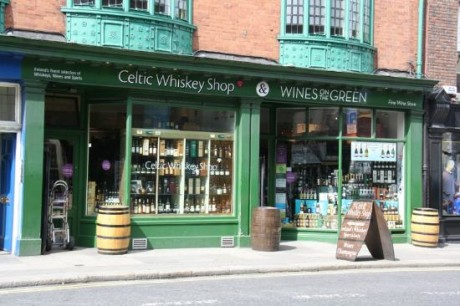Celtic Whiskey Shop. Discover the best places to shop in Dublin, Ireland.