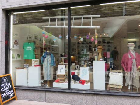 Cow Lane Designer Studio. Discover the best places to shop in Dublin, Ireland.