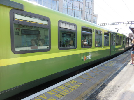 How to get around #Dublin using public transport services #Ireland
