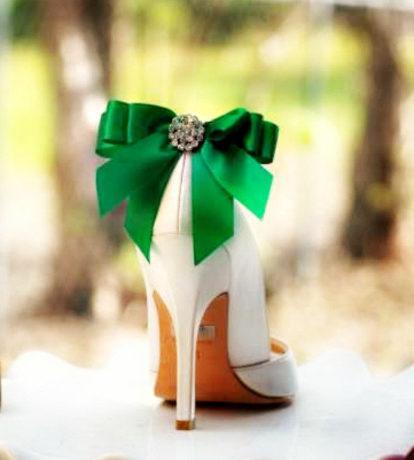 Irish Inspired Wedding Accessories