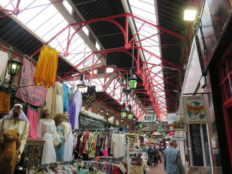 George Street Arcade. Discover the best places to shop in Dublin, Ireland.
