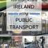 Irelands Public Transport Options