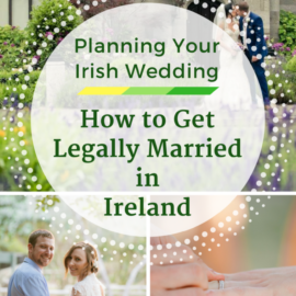 How to Get Legally Married in Ireland