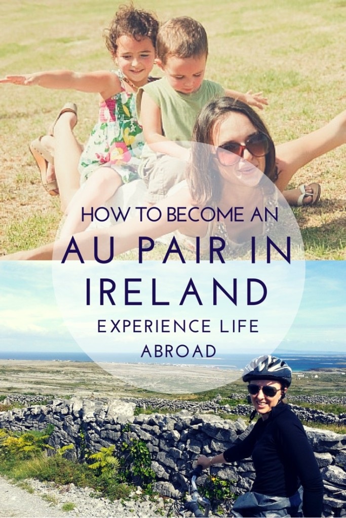 how to become an au pair in ireland relocating to ireland. Black Bedroom Furniture Sets. Home Design Ideas