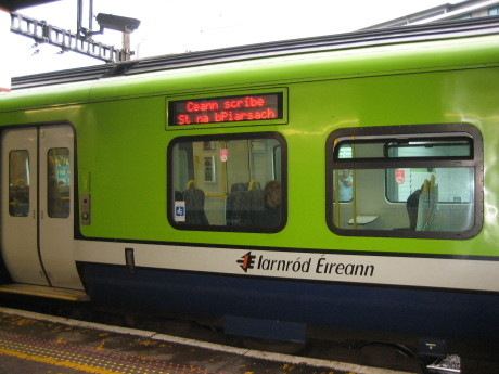 Find out how to use #Ireland's public transport options #travel