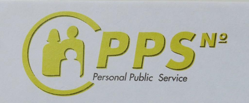Irish Personal Public Service Number