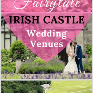 Irish Castle Wedding Venues