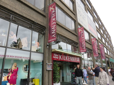 Kilkenny Shop. Discover the best places to shop in Dublin, Ireland.