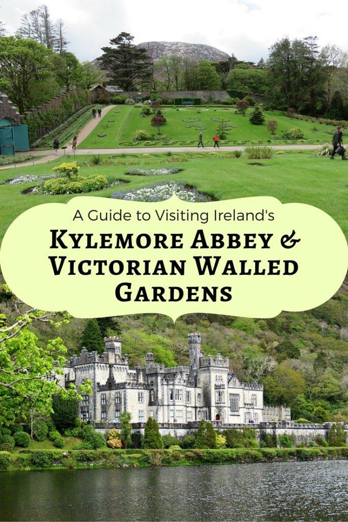 kylemore abbey  u0026 victorian garden