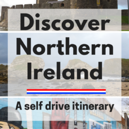 Northern Ireland Self Drive Itinerary