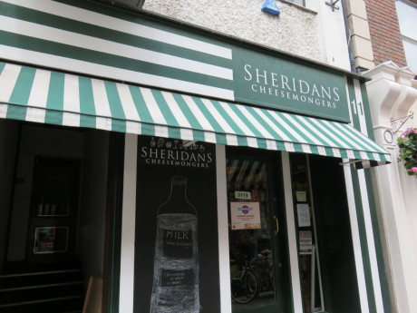 Sheridans Cheesemonger. Discover the best places to shop in Dublin, Ireland.